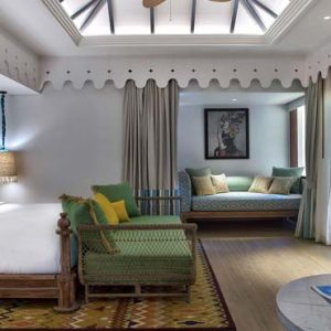 Maldives Honeymoon Packages SAii Lagoon Maldives, Curio Collection By Hilton 2 Bedroom Over Water Pool Villa