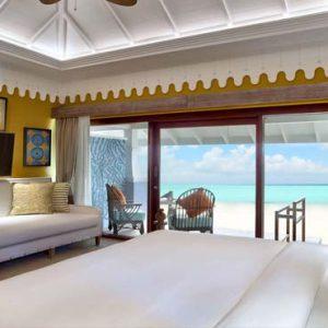 Maldives Honeymoon Packages SAii Lagoon Maldives, Curio Collection By Hilton Beach Villa1