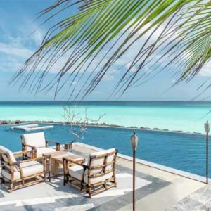 Maldives Honeymoon Packages SAii Lagoon Maldives, Curio Collection By Hilton Pool
