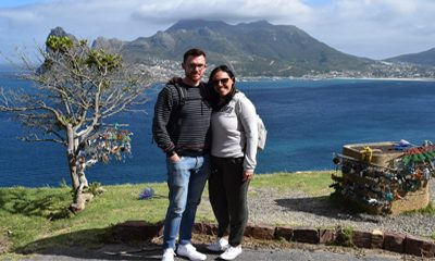 Paloma and Russell's South Africa and Mauritius Honeymoon