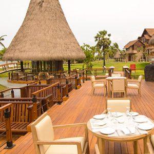 Sri Lanka Honeymoon Packages Anantaya Resort And Spa Passikuda Dining