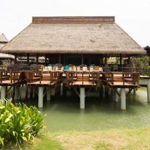 Sri Lanka Honeymoon Packages Anantaya Resort And Spa Passikuda Dining 4
