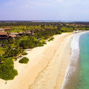 Sri Lanka Honeymoon Packages Anantaya Resort And Spa Passikuda Exterior