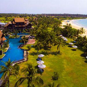Sri Lanka Honeymoon Packages Anantaya Resort And Spa Passikuda Exterior 2