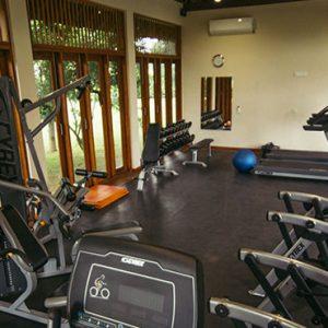 Sri Lanka Honeymoon Packages Anantaya Resort And Spa Passikuda Gym