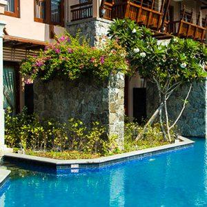 Sri Lanka Honeymoon Packages Anantaya Resort And Spa Passikuda Pool 2