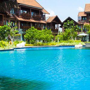 Sri Lanka Honeymoon Packages Anantaya Resort And Spa Passikuda Pool 3