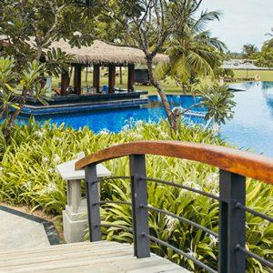 Sri Lanka Honeymoon Packages Anantaya Resort And Spa Passikuda Pool 5