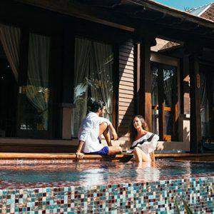 Sri Lanka Honeymoon Packages Anantaya Resort And Spa Passikuda Villa