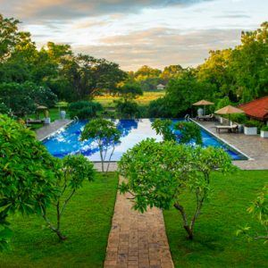 Sri Lanka Honeymoon Packages Ulagala Resort Sri Lanka Pool
