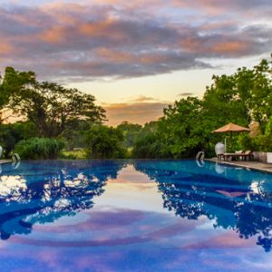 Sri Lanka Honeymoon Packages Ulagala Resort Sri Lanka Pool 3
