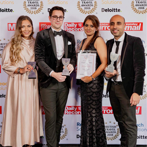 British Travel Awards Winners Honeymoon Specialists