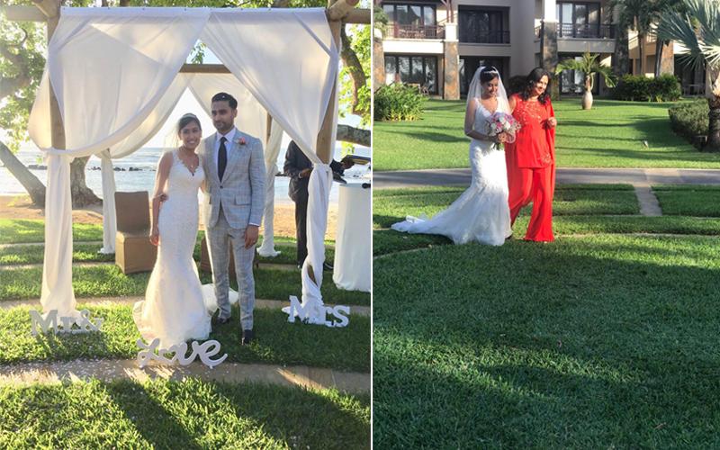 Destination Wedding In Mauritius Honeymoon Dreams Wedding 2