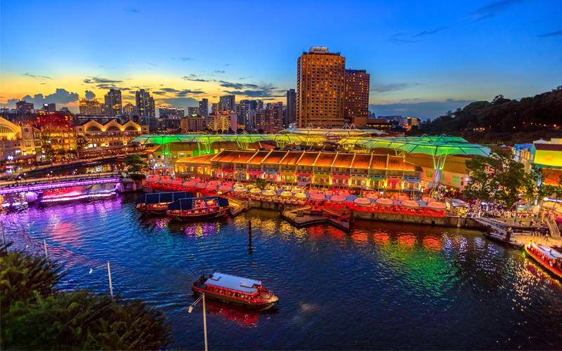 Vegan Honeymoon Destinations Singapore Vegan Restaurants