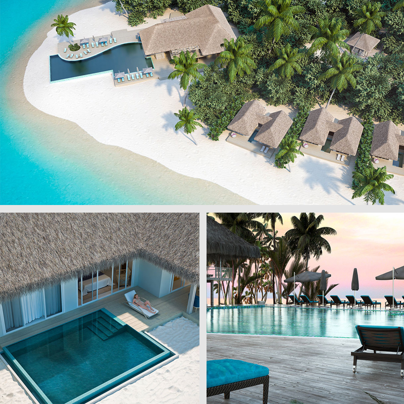Maldives Resorts Opening In 2019 Baglioni