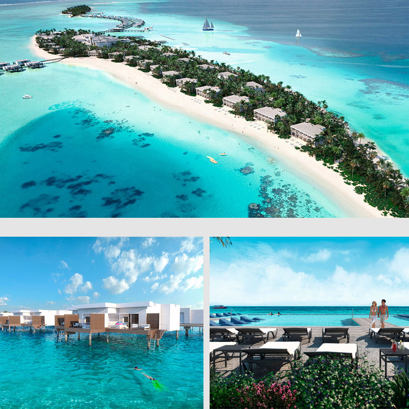 Maldives Resorts Opening In 2019 Hotel Riu Maldives