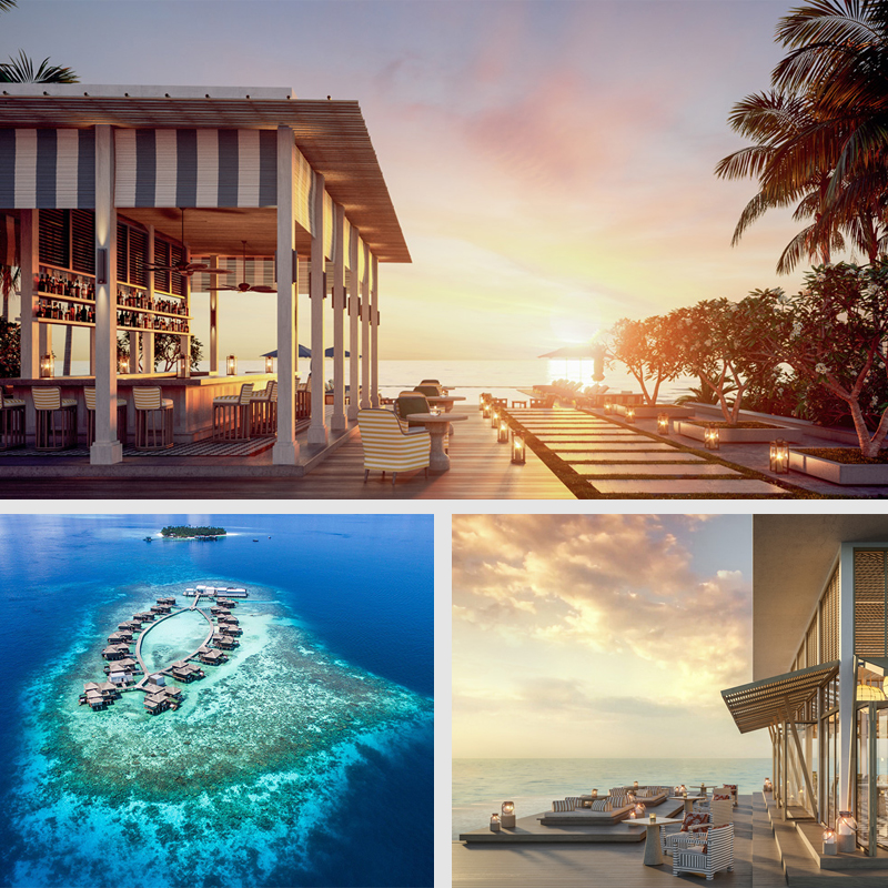 Maldives Resorts Opening In 2019 Raffles