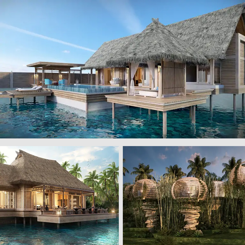 Maldives Resorts Opening In 2019 Waldorf Astoria