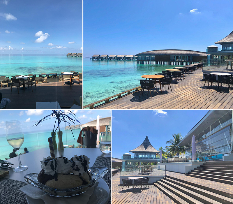 Robert And Samantha's Singapore And Maldives Blog Inguru Restuarant