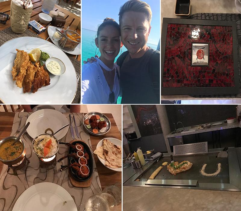 Robert And Samantha's Singapore And Maldives Blog Restaurant Food