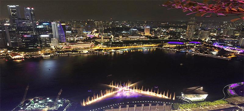 Robert And Samantha's Singapore And Maldives Blog Singapore Views