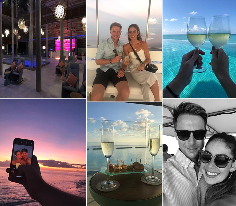 Robert And Samantha's Singapore And Maldives Blog Sunset Beach Cruise
