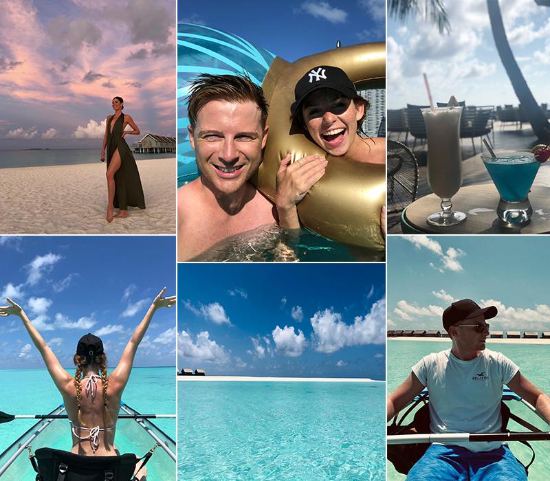Robert And Samantha's Singapore And Maldives Blog Relaxing Activities In Maldives Resort