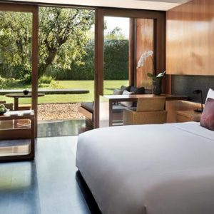 Thailand Honeymoon Packages Anantara Chiang Mai Deluxe Garden View Room