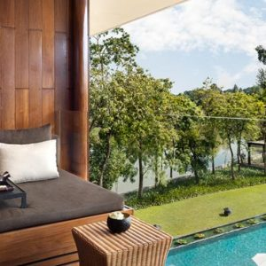 Thailand Honeymoon Packages Anantara Chiang Mai Deluxe River View Room 2