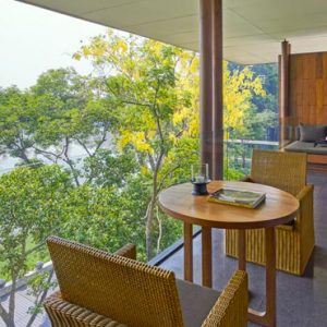 Thailand Honeymoon Packages Anantara Chiang Mai Kasara River View Suite 2