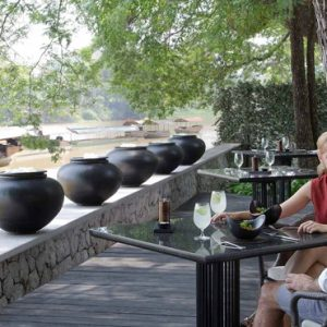Thailand Honeymoon Packages Anantara Chiang Mai Dining