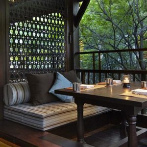 Thailand Honeymoon Packages Anantara Chiang Mai Dining 5