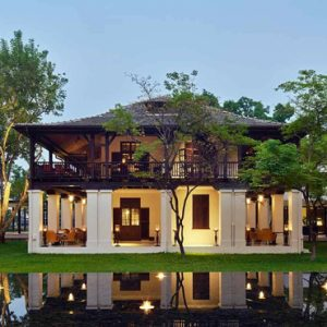 Thailand Honeymoon Packages Anantara Chiang Mai Exterior
