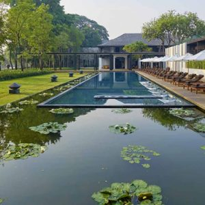 Thailand Honeymoon Packages Anantara Chiang Mai Pool