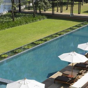 Thailand Honeymoon Packages Anantara Chiang Mai Pool 2