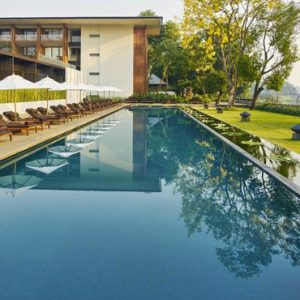 Thailand Honeymoon Packages Anantara Chiang Mai Pool 3