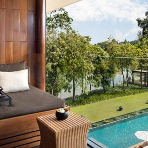 Thailand Honeymoon Packages Anantara Chiang Mai Pool 5
