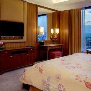 Thailand Honeymoon Packages Shangri La Chiang Mai Executive Suite 3