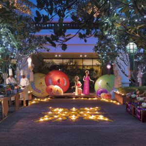 Thailand Honeymoon Packages Shangri La Chiang Mai Dining 3