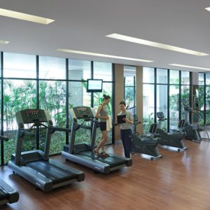 Thailand Honeymoon Packages Shangri La Chiang Mai Gym