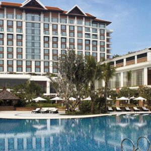 Thailand Honeymoon Packages Shangri La Chiang Mai Pool