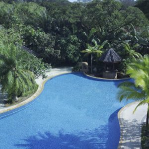 Thailand Honeymoon Packages Shangri La Chiang Mai Pool 2