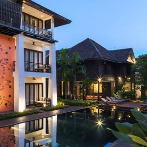 Thailand Honeymoon Packages U Chiang Mai Hotel Exterior