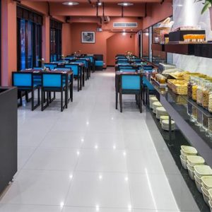 Thailand Honeymoon Packages U Chiang Mai Hotel Dining 2