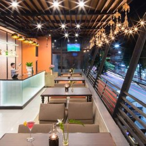Thailand Honeymoon Packages U Chiang Mai Hotel Dining 3