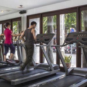 Thailand Honeymoon Packages U Chiang Mai Hotel Gym