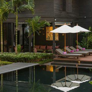 Thailand Honeymoon Packages U Chiang Mai Hotel Pool