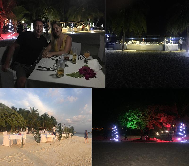 Thomas And Annmarie Vilamendhoo Island Blog Full Moon Bbq