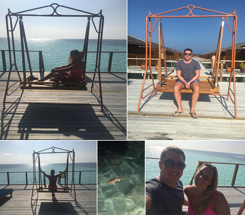 Thomas And Annmarie Vilamendhoo Island Blog Spa And Relaxing Deck