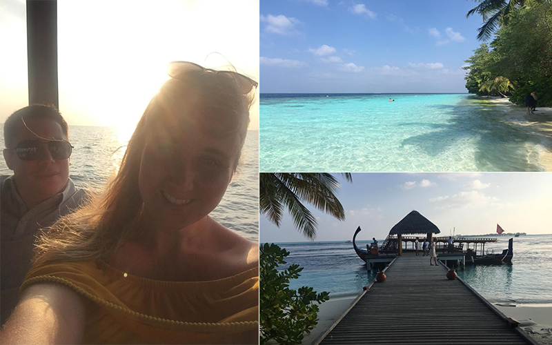 Thomas And Annmarie Vilamendhoo Island Blog Sunset Excursion And Activities